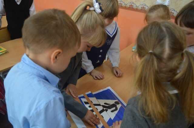 Карабашским школьникам напомнили правила поведения на улице