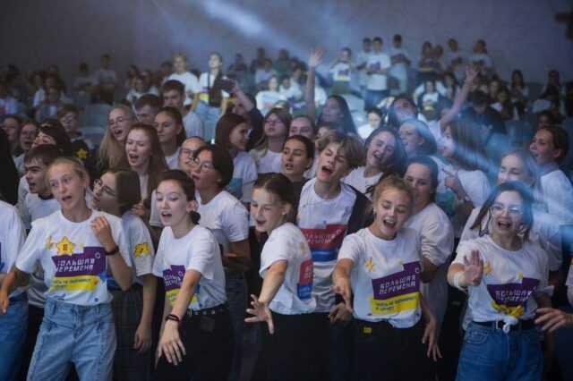 Карабашские школьницы вошли в число полуфиналистов Всероссийского конкурса «Большая перемена»